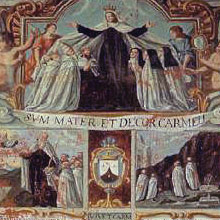 Carmelite Proper of the Liturgy of the Hours