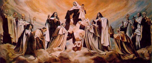 All Carmelite Saints (Feast)