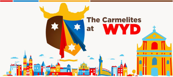 The Carmelites at World Youth Day