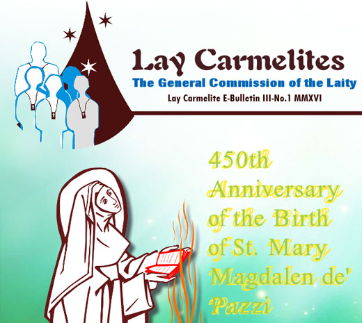 Lay Bulletin Issue 5 2016