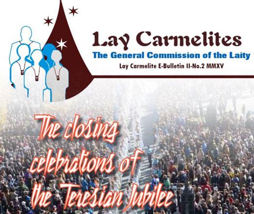 Lay Carmelite e-Bulletin