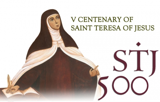 Centenary of the birth of St. Teresa
