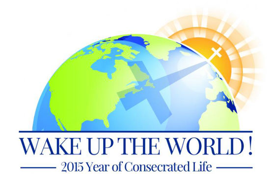 Logo for the Year of the Consecrated Life