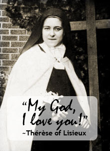 Quote on Love: Therese of Lisieux