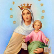 Our Lady of Mt. Carmel