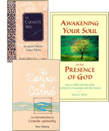 Books on Carmelite Spirituality